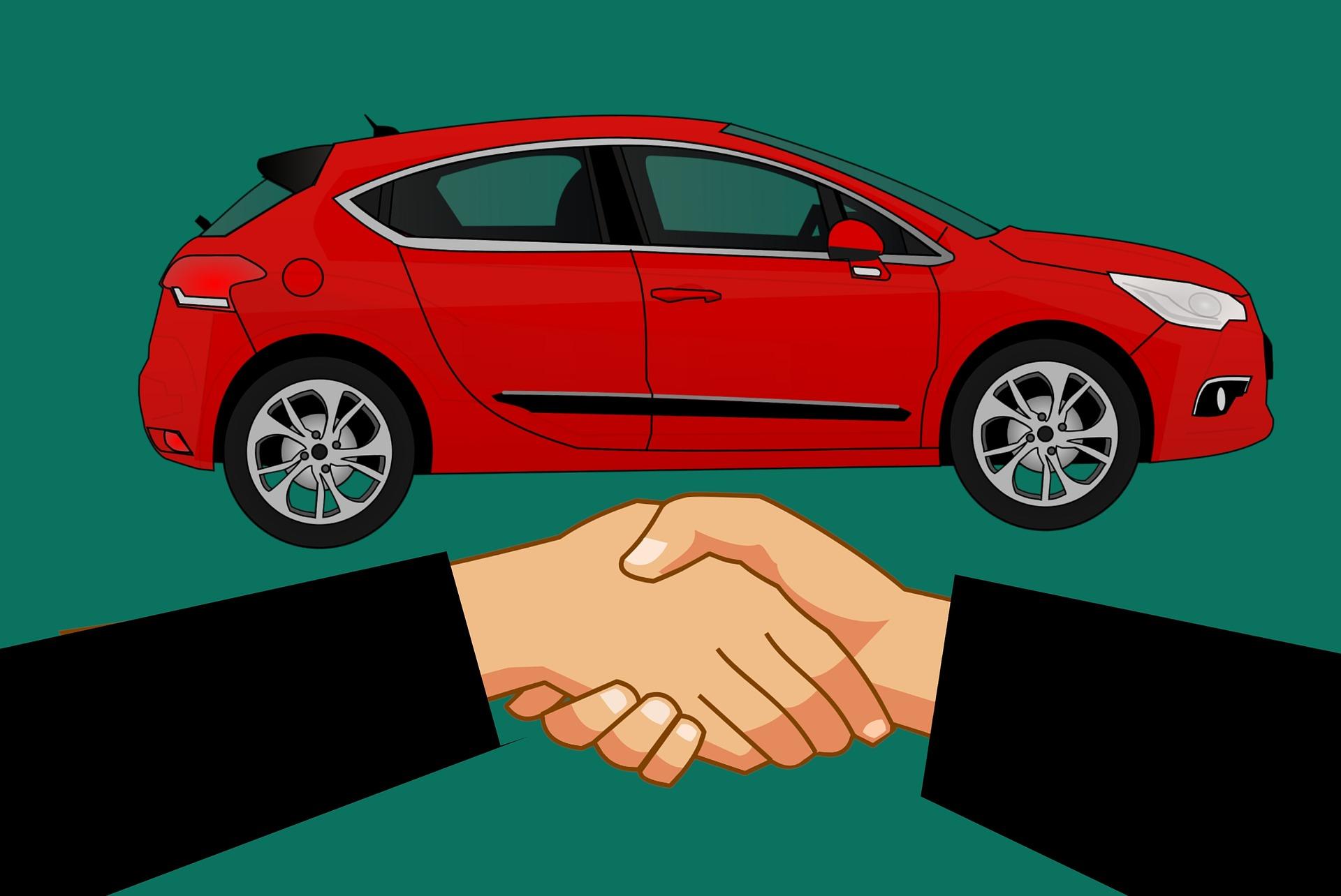 Carta di Credito noleggio auto